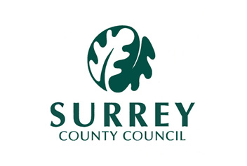 Surrey County Council logo