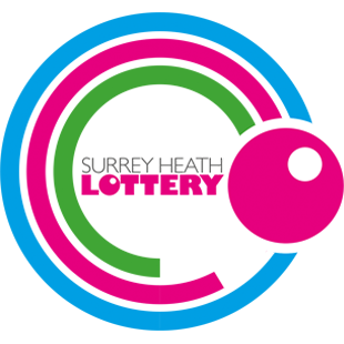 Surrey Heath Lottery logo